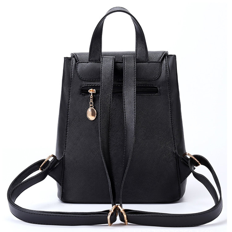 product-Osgoodway-Osgoodway2 Women Backpack Purse PU Washed Leather Large Capacity Ladies Rucksack S