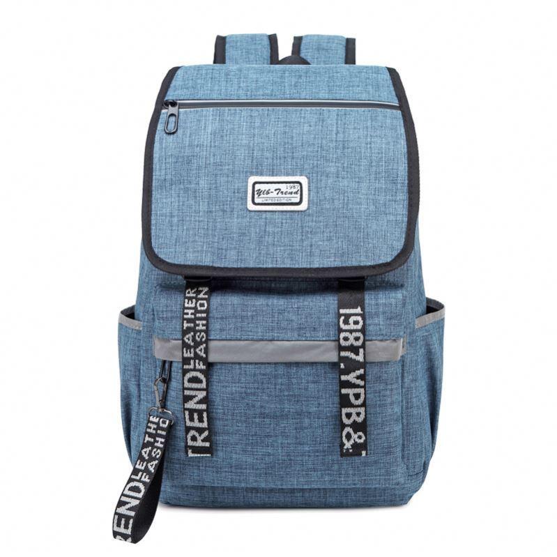 Osgoodway Korean Style Travel Outdoor Sports School Backpacks Bookbag School Bags Backpack