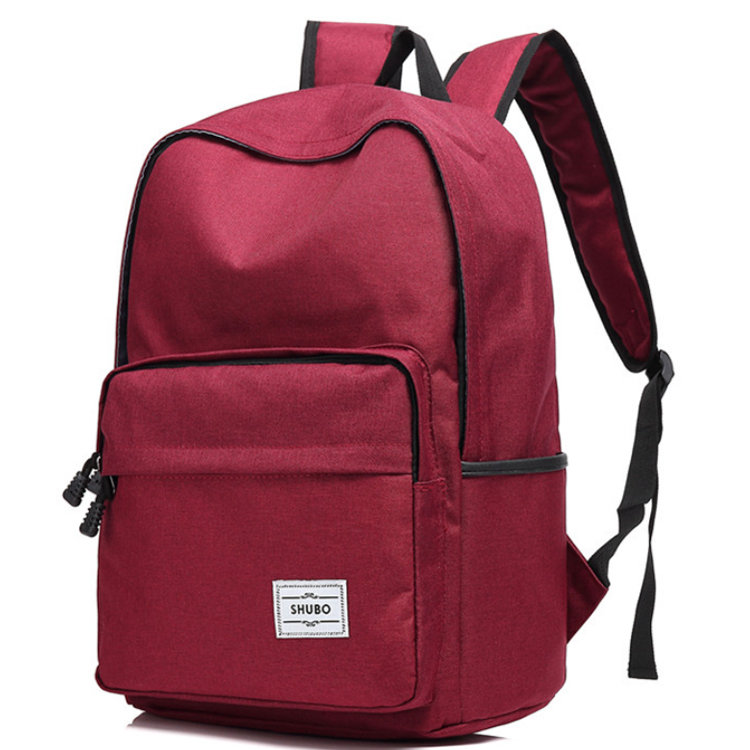 Osgoodway Leisure Lightweight Travel Backpack Polyester College School Backpack for Boys Girls