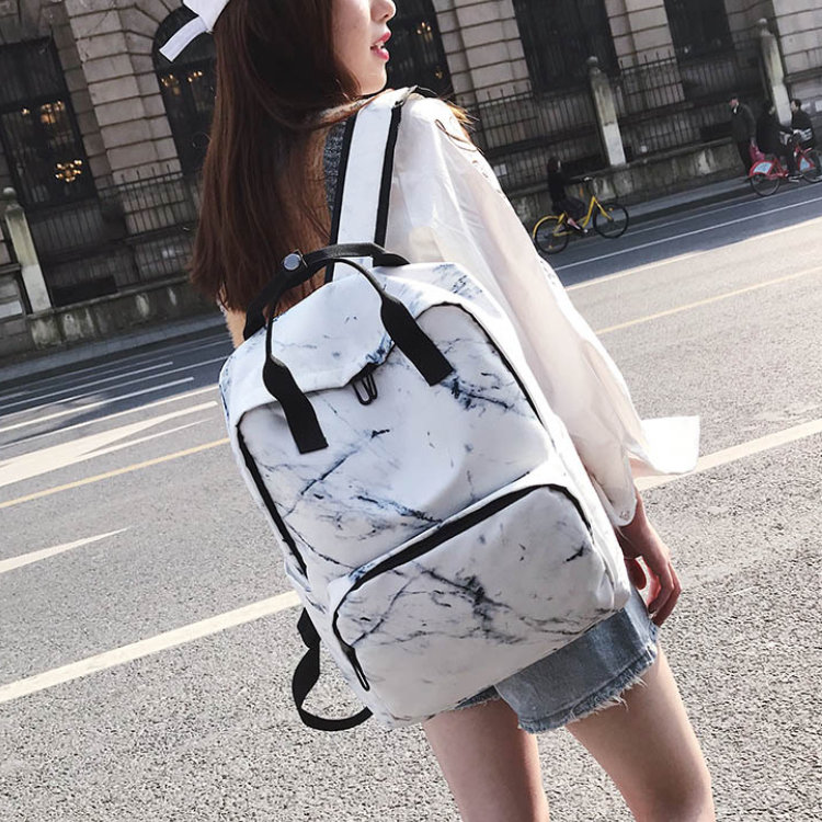 product-Osgoodway Custom Dye Sublimation Backpack Canvas College Bags Girls Backpack with Laptop Poc-1