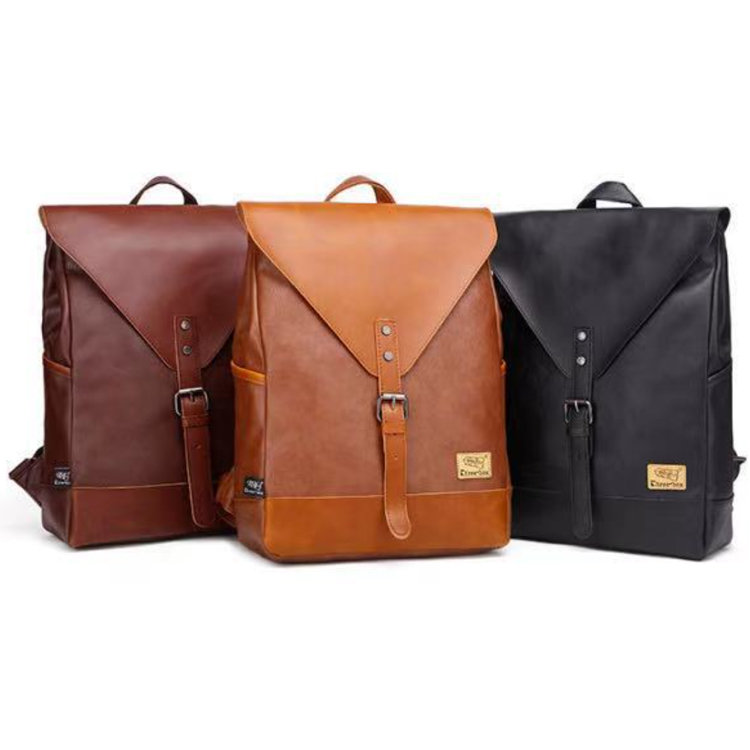 product-Osgoodway-Osgoodway 2020 Hot Men and Women High Quality PU leather Business Backpack School