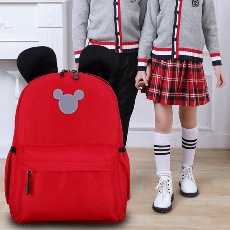 product-Osgoodway-Osgoodway2 Mickey Mouse Shape Wholesale Kids Mini Children School Backpacks for Ki