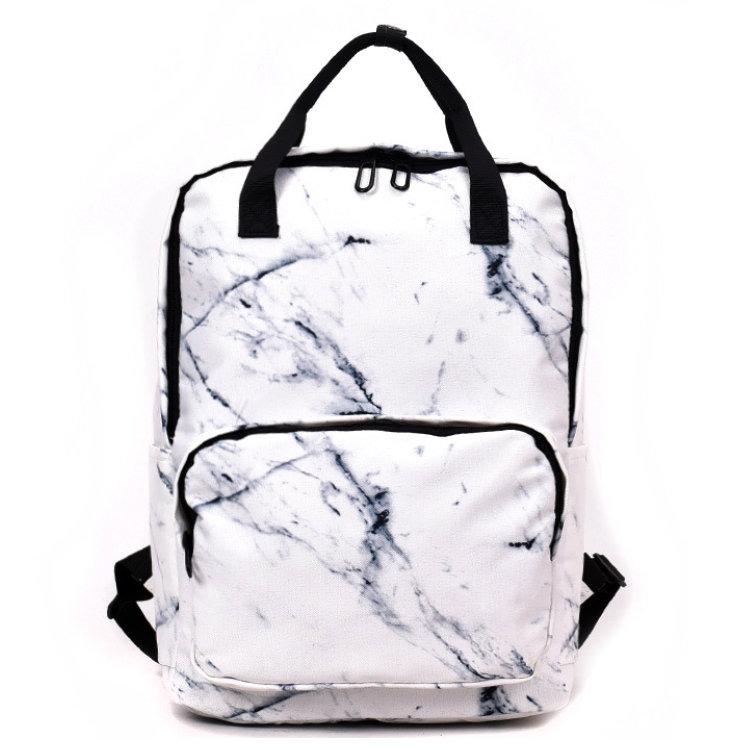 Osgoodway Custom Dye Sublimation Backpack Canvas College Bags Girls Backpack with Laptop Pocket