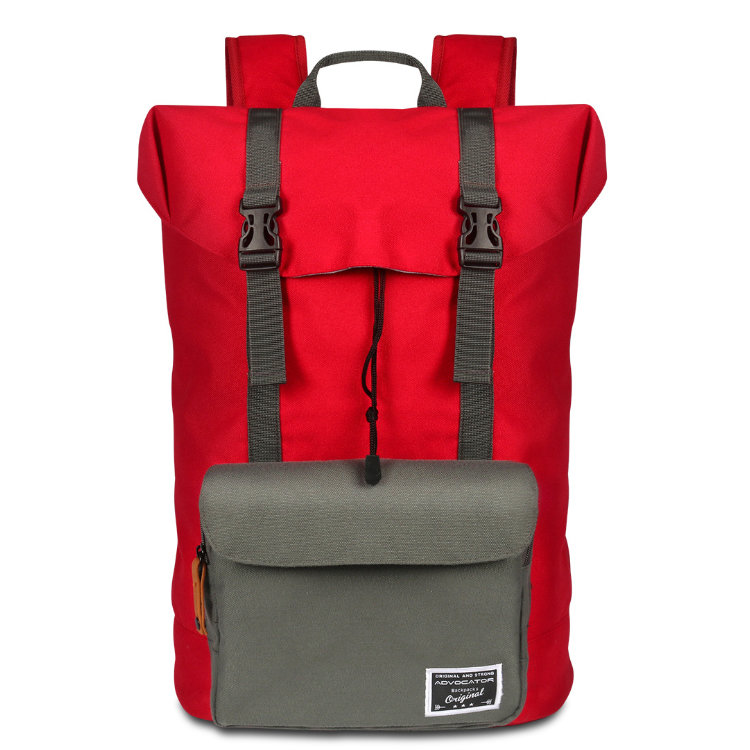Osgoodway Large Outdoor Hiking Backpack Oxford Women Drawstring Laptop Rucksack Backpack Bags for School