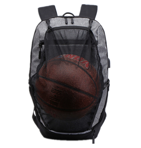 product-Osgoodway-Osgoodway2 Multipurpose Trendy Students Bag Basketball Sport Backpack with Charger