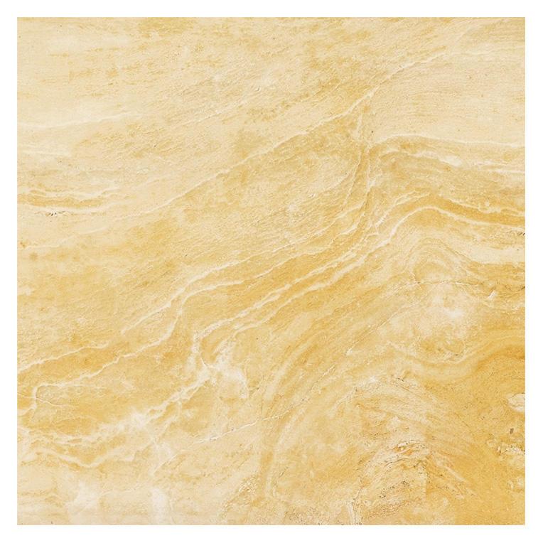 Marble imitation porcelain floor tile