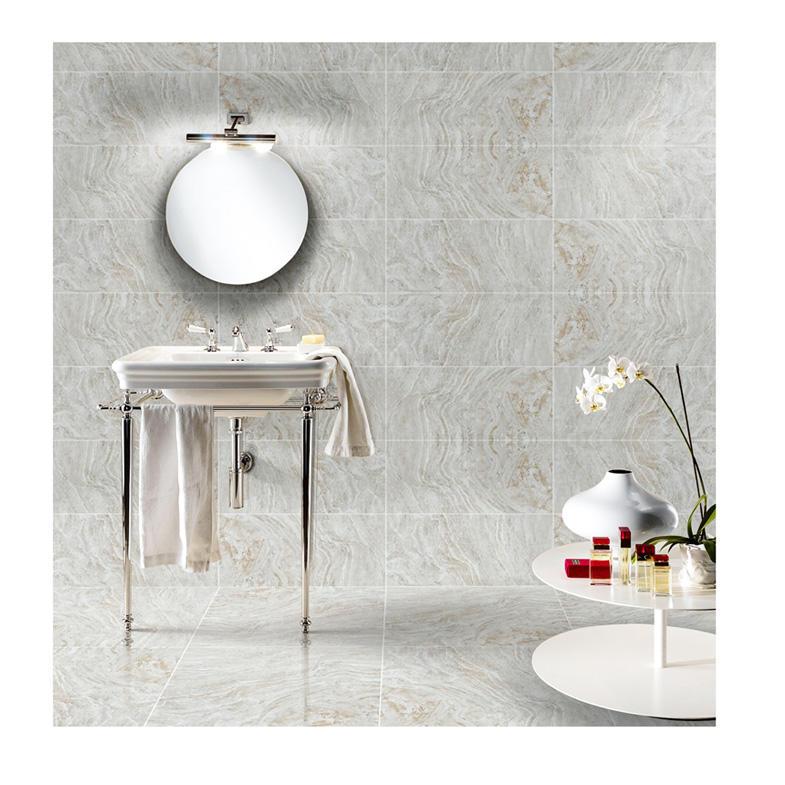 Full Polished Glazed Ivory Color Tile