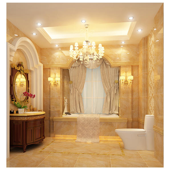 Newest design bathroom tiles