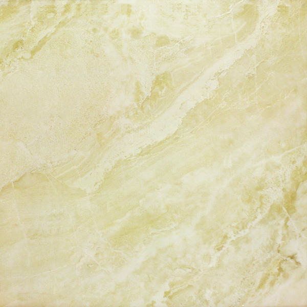 Marble imitation porcelain floor tile
