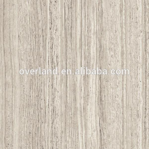 Fully Polished wood look ceramic floor tile
