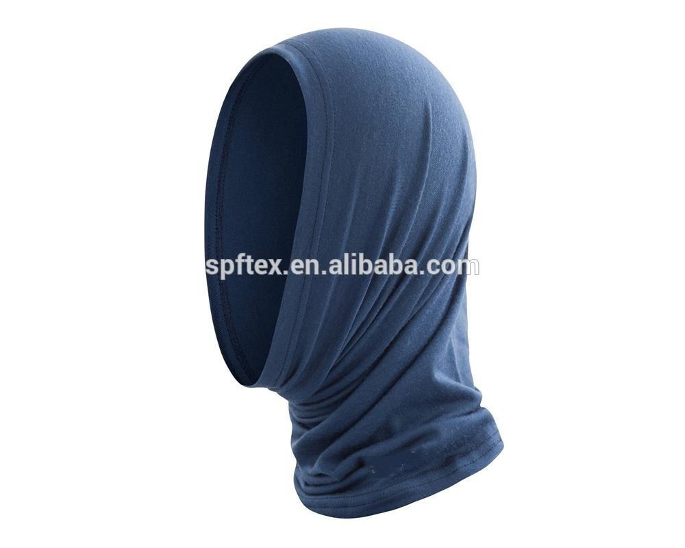 100% Merino Wool Neck Warmer/Headover/Headwear for Adults