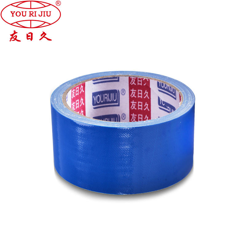 Waterproof Duct Tape Cloth Tape Blue Protective Tape