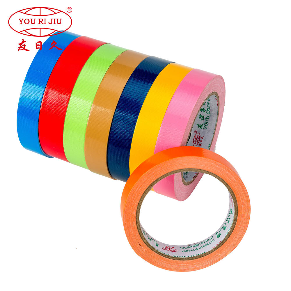 Wholesale factory sale custom printed colored duct tape