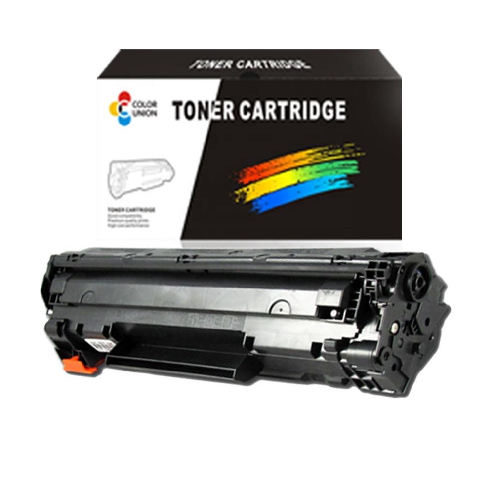 Hot selling 35a 36a 78a 85a universal toner cartridge premium color toner cartridge black laserjet toner cartridge