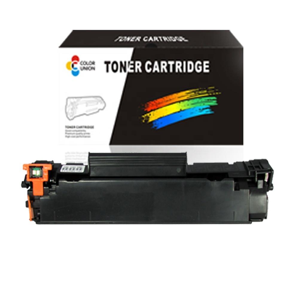 High quality laser printer white toner printer cartridge