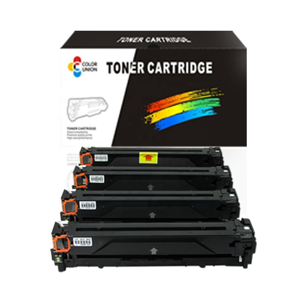 Hot selling ce210 color toner cartridge forLASEJET PRO 200 M251NW/M276NW