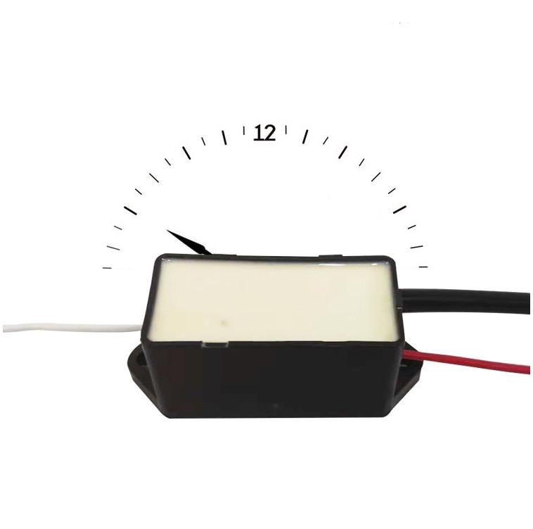 DC3.6V/4.8V/6V/12V High Voltage Pulse Generator DC 3kV-11kV Super Electric Arc Module Pulse Coil Module