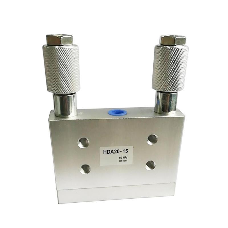 Cylinder of Paper Separator HDA-20X15 Paper Cutter Carton Mechanical Cylinder