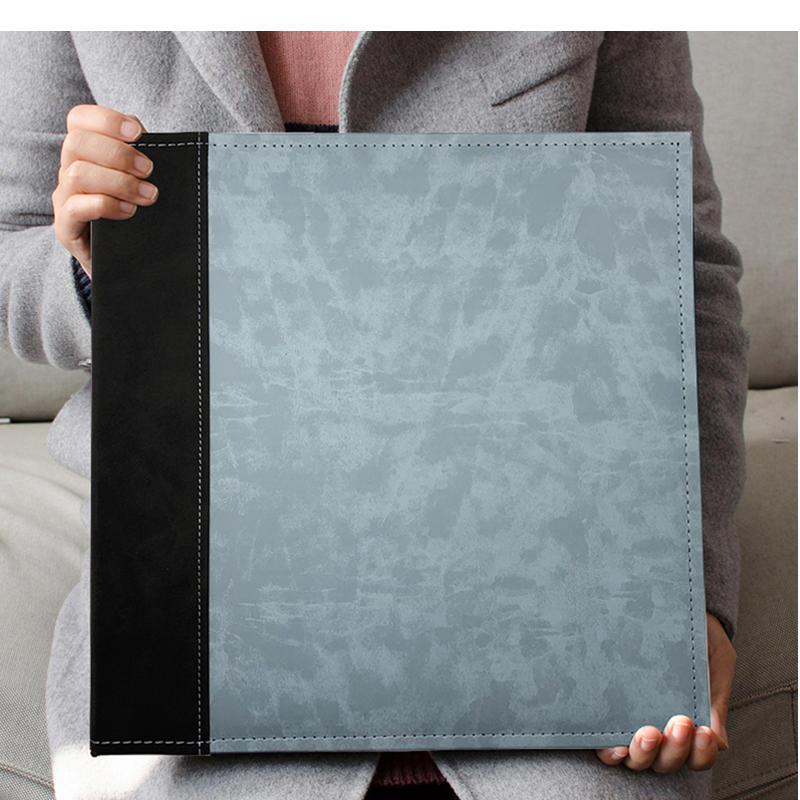 product-Dezheng-Custom Exquisite self adhesive pp film Mothers Day scrapbook gift photo album Extra -1
