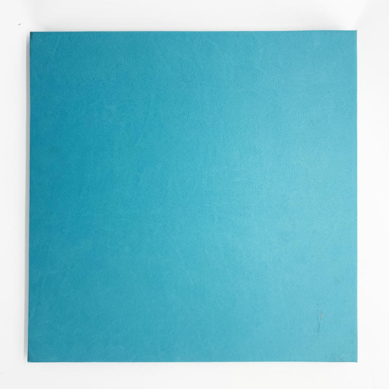 product-Dezheng-Custom self adhesive Colorful PU leather cover scrapbook photo album-img-3