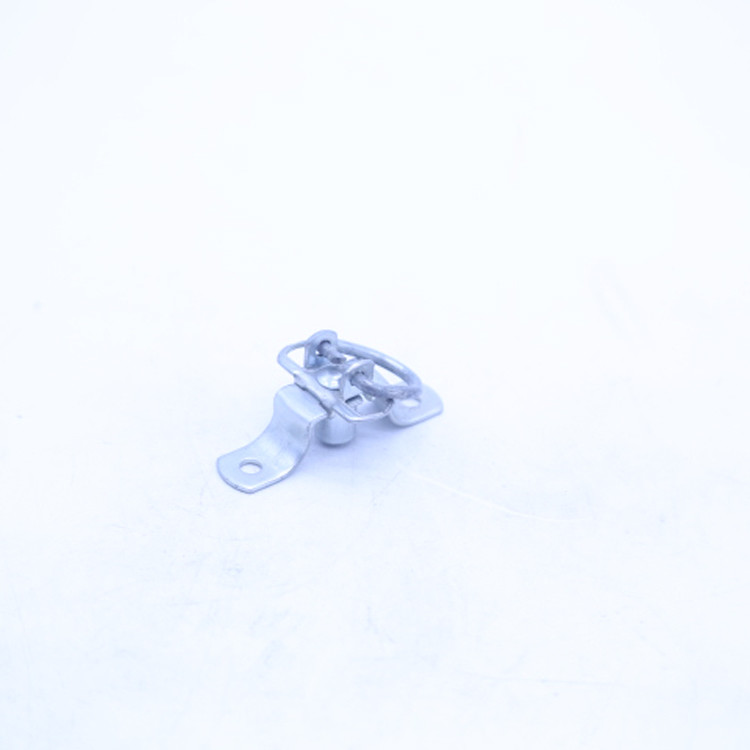 High quality hot selling tarpaulin car body parts buckles and hooks loose straight hook-055302