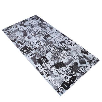 Wholesale Custom Cotton Waffle Weave Printed Bath Towel Gift