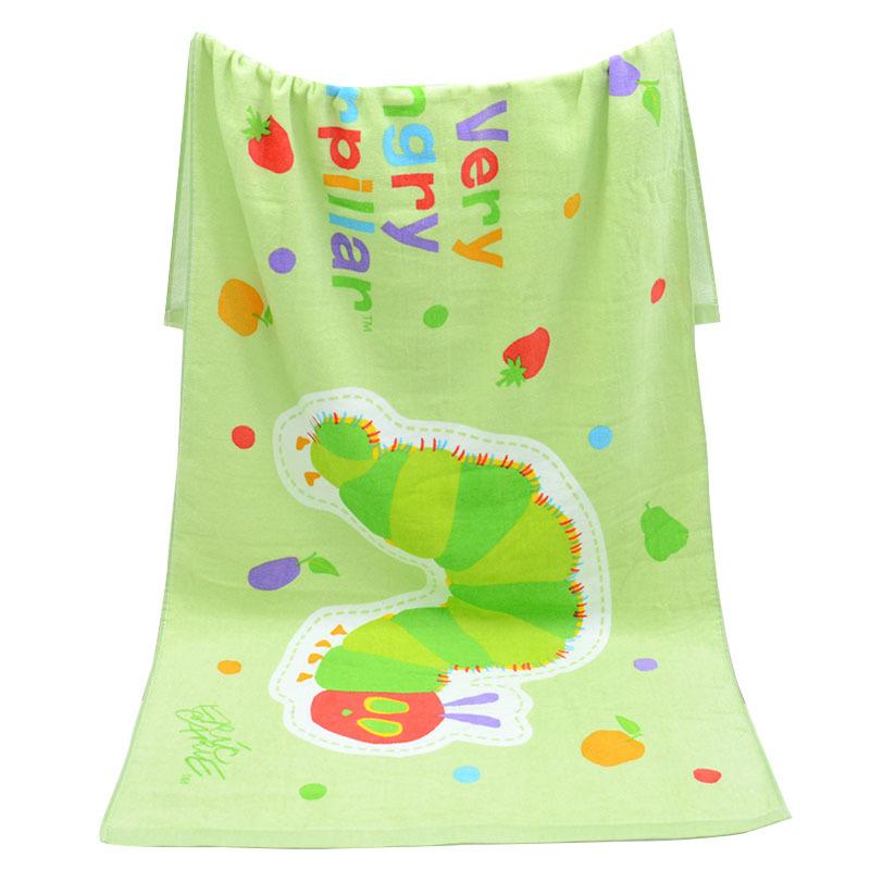 Customized Cartoon Bath Towel Set Bath Sheet