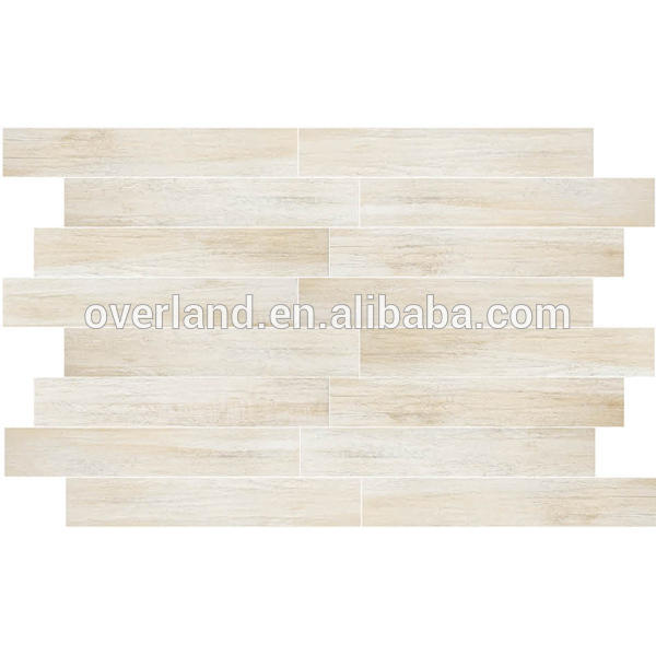 Oak wood ceramic floor tile