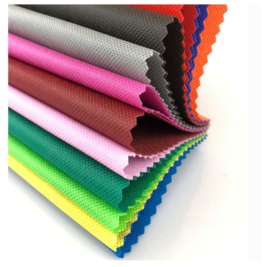 PP Spunbond Nonwoven Fabric Multifunctional Bedding sheet with custom size for disposable products