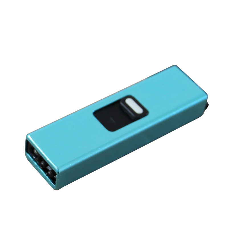 Germany new popular plasma lighter with led flashlights usb rechargeable lighter