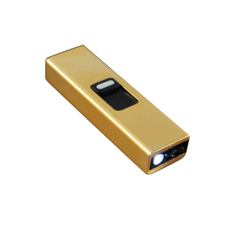 hot sale cost effective factory supply creative promotional flameless rechargeable shocking lighter for gift