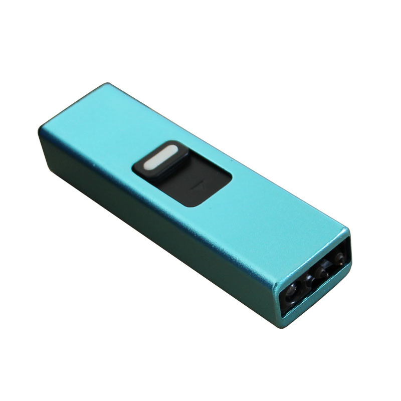 hot selling good quality flame lighter, single arc usb lighter double arc rechargeable usb lighter