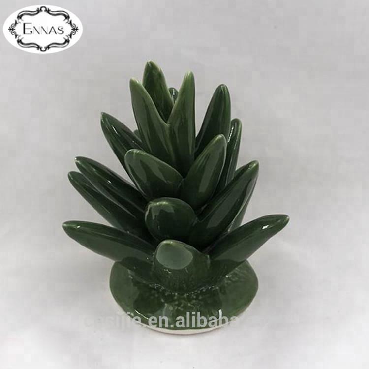 Good price concise style customized ceramic mini succulents bonsai pots garden