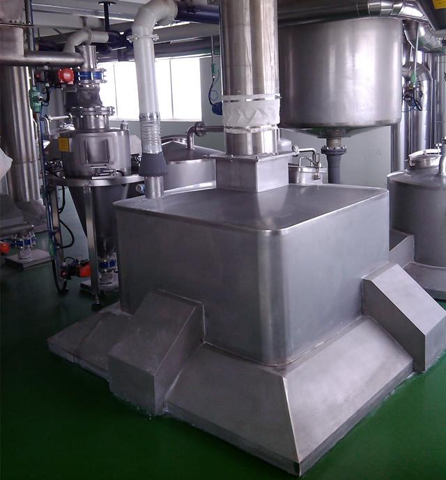Detergent PowderRaw Materials Conveying System /Washing Powder Production Line/Detergent Powder Equipment
