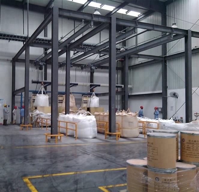 Detergent Powder Production Materials Conveying System/Washing Powder Production Conveying System