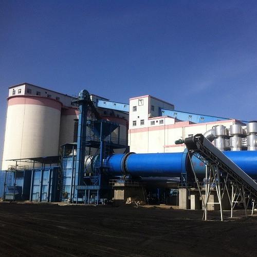 Rotary Kiln Drying Production Line