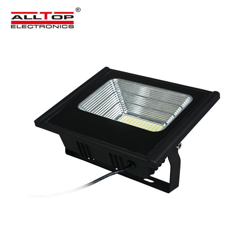 ALLTOP High power IP65 Waterproof Outdoor 50w 100w 150w 200w led solar flood light