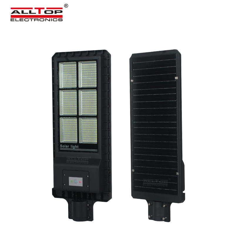 Wholesale price ip65 smd 50w 100w 150w integrated all in one waterproof outdoor led solar street light