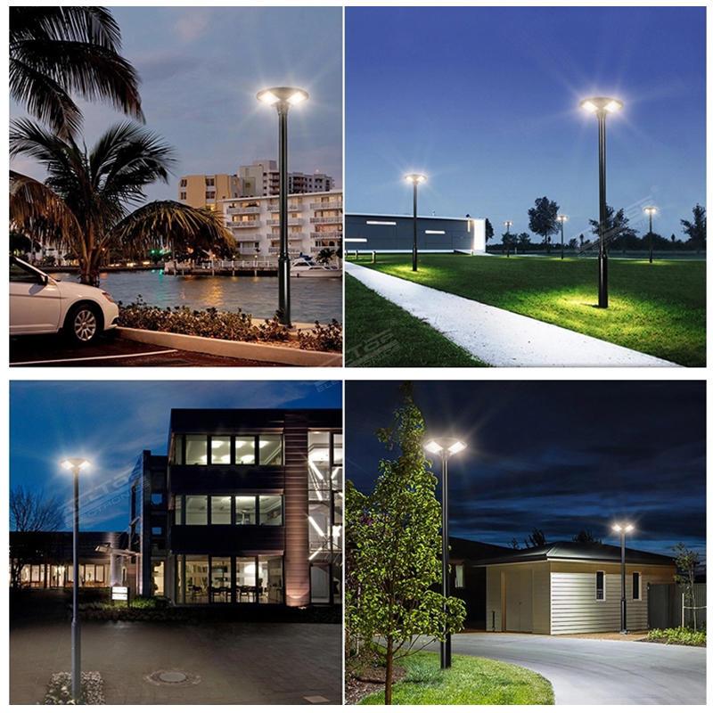 ALLTOP High Power Outdoor Waterproof Lighting SMD 300W 500W Led Solar Garden Light