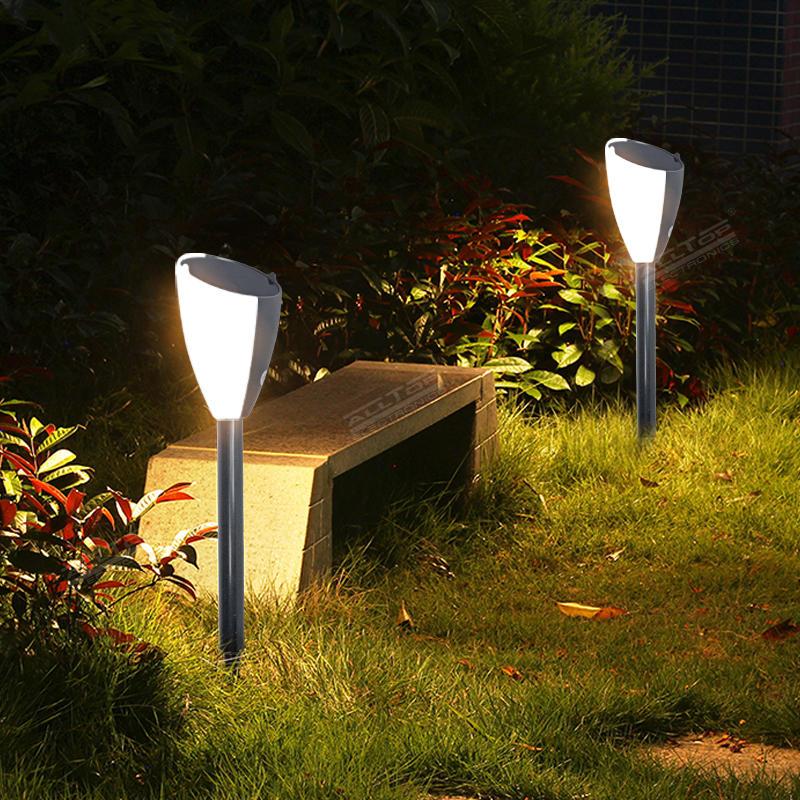 ALLTOP Factory price 3W Bird Song Solar Plug-in Lamp outdoor led solar garden spike light