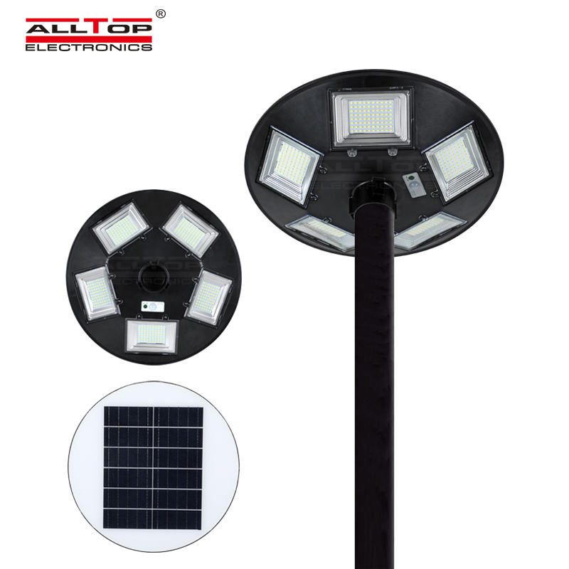 ALLTOP High Power Outdoor Waterproof Lighting SMD 300W 500W Led Solar Garden Light