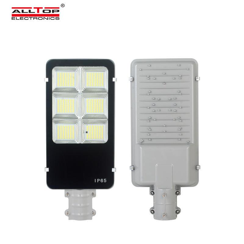 ALLTOP High lumen Bridgelux smd outdoor waterproof lighting IP65 150w integrated solar led street light