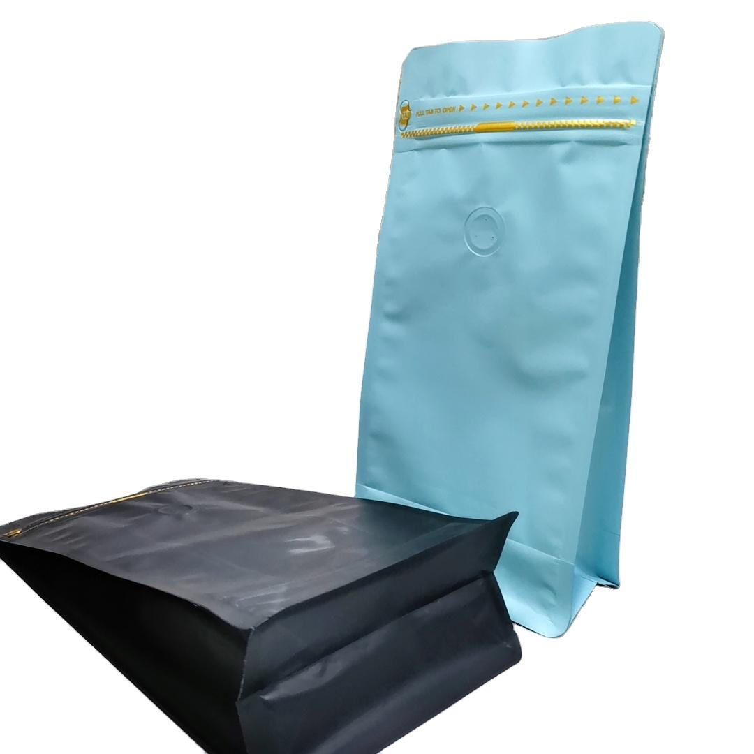 Single color with value Coffeebags for Coffee bean/Snack