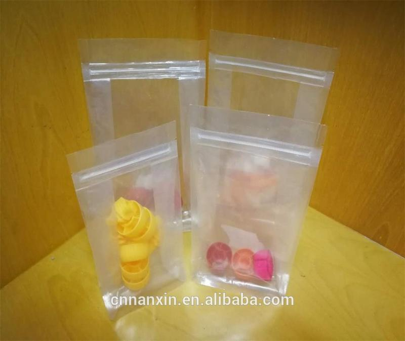 transparent flat bottom pouches
