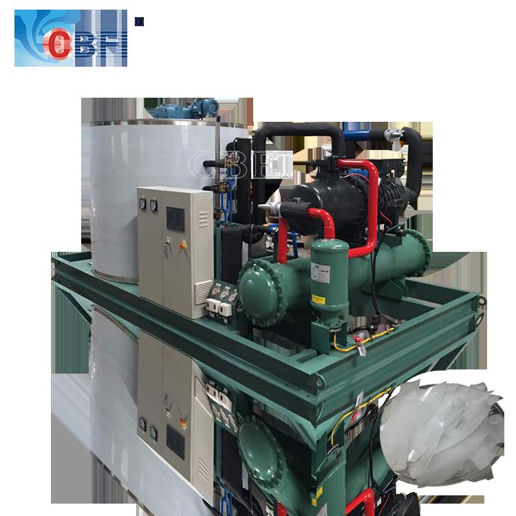 CBFI flake ice machine Project Cases