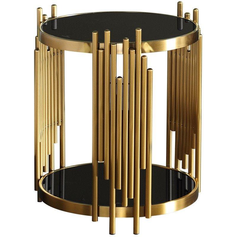 Custom New Design Stainless Steel Marble Top Coffee Table Modern Living Room Metal Furniture Table Base