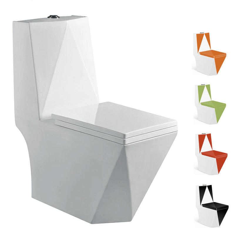 Chaozhou one piece sanitary wares bath and toilet equipments
