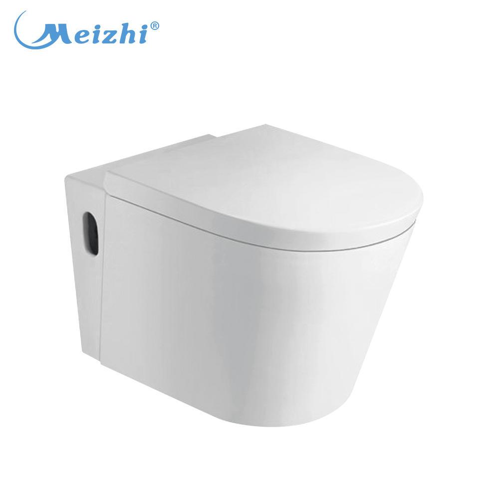 Hot products ceramic wall hung toilet bangladesh price sanitary ware