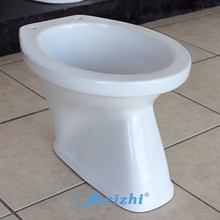 One piece cera washroom commode small toilet