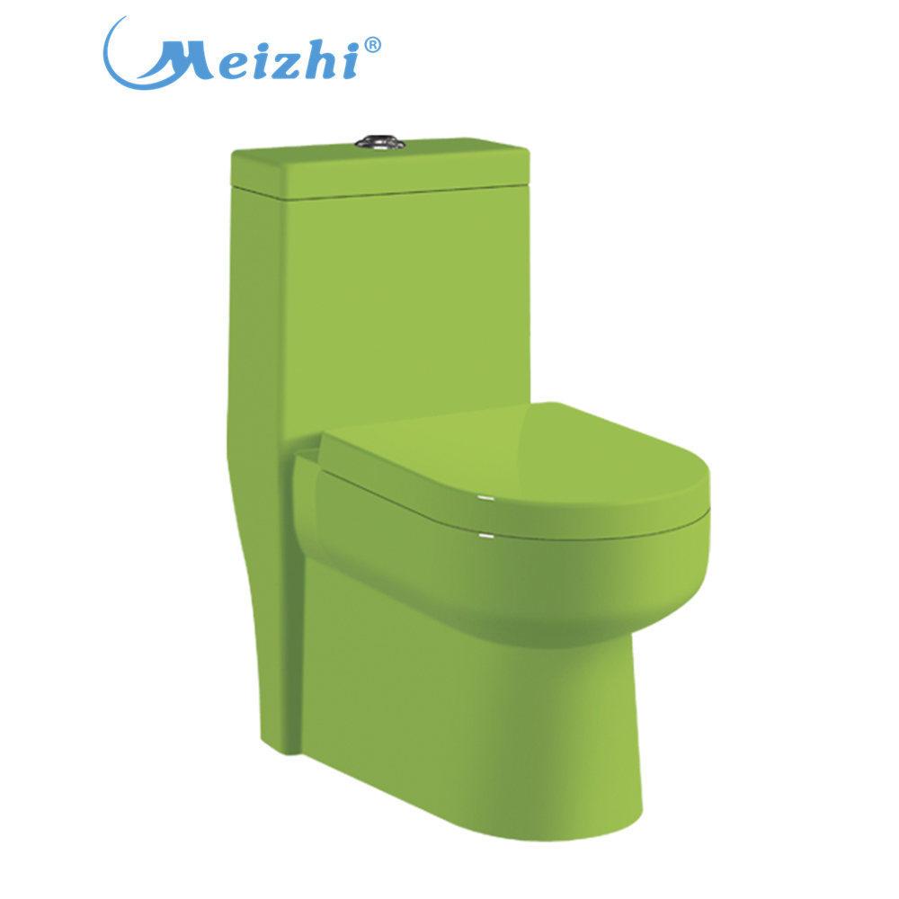 One piece S-trap small size ceramic vitra toilet